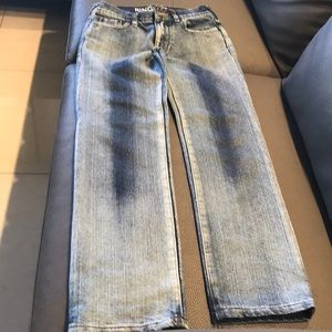 Boys jeans straight fit . Worn ONLY 2 times.